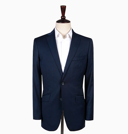 A picture of a suit