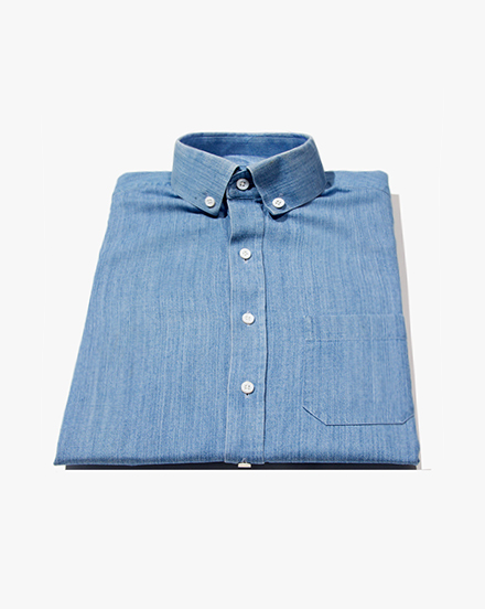 Light Rinse Chambray / 1204
