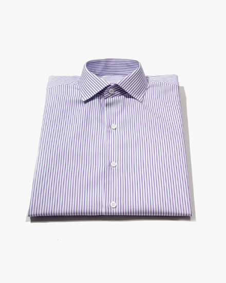 Royal Purple Stripe / 1234