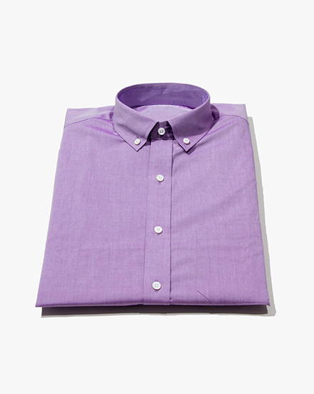 Purple Lightweight Chambray / 1236