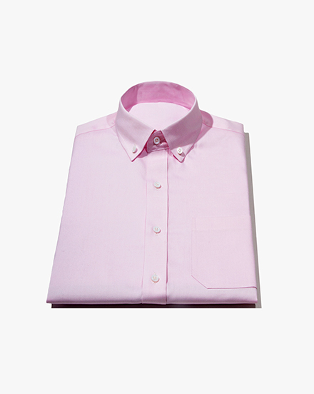 Pink Lightweight Oxford / 1239
