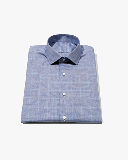 Mulit-Blue Glen Plaid / 1298