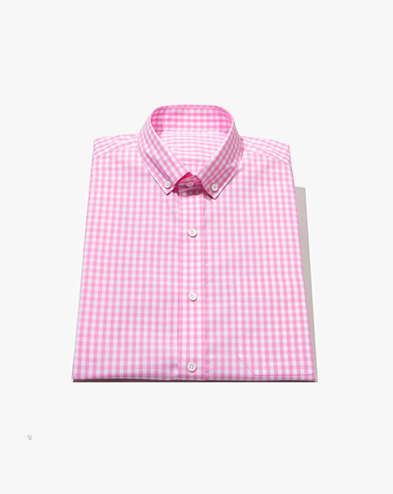Pink Gingham / 1351