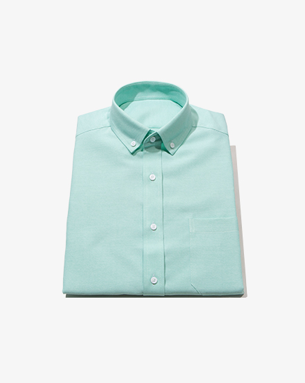 Mint Green Oxford / 1450