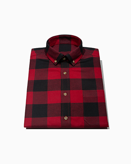 Red Buffalo Check / 1475