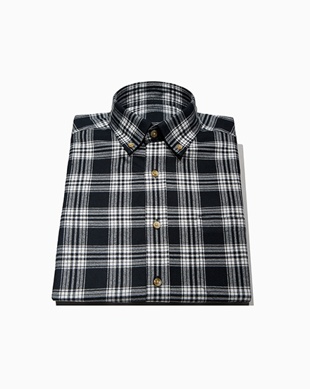 Black Plaid / 1476