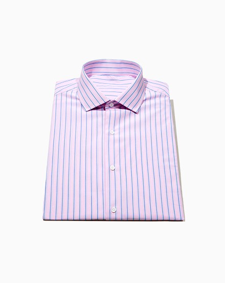 Pink Wide Stripe / 1480