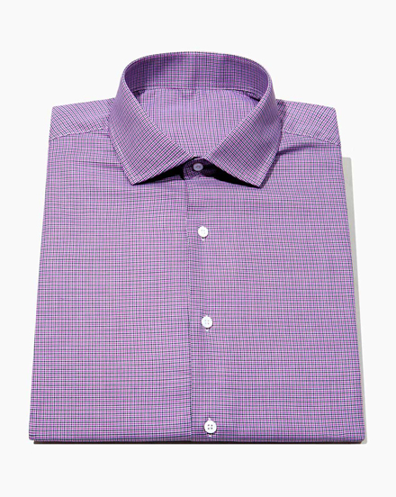 Purple Micro-Houndstooth  / 1484