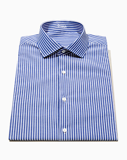 Royal Blue Wide-Stripe / 1508