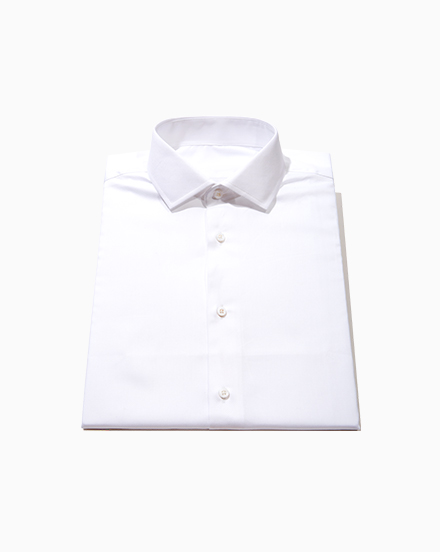 White Pinpoint Oxford / 1533