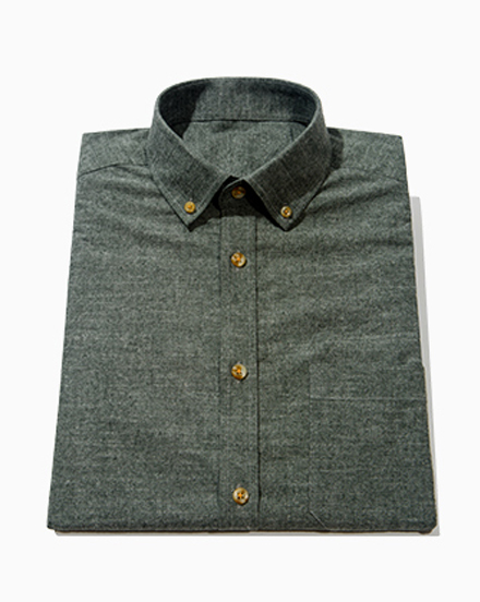 NEW Green Chambray / 1545