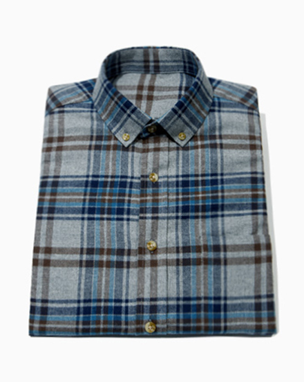 Weekend Plaid / 1555