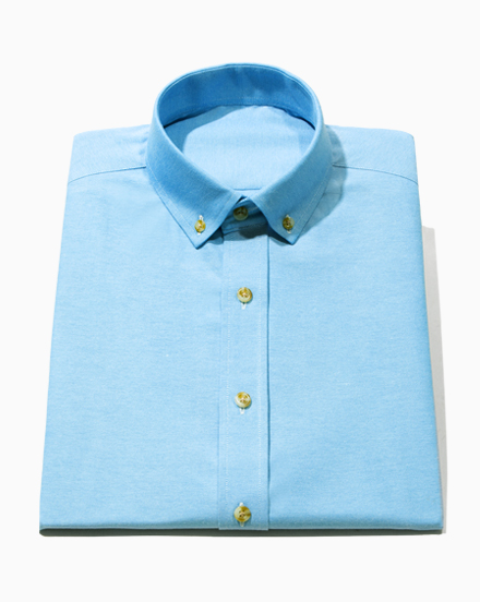 Bright Blue Oxford / 1595