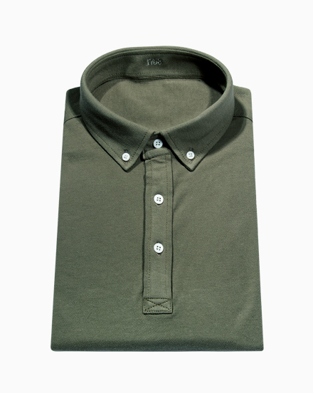 Fatigue Green Polo / 1758