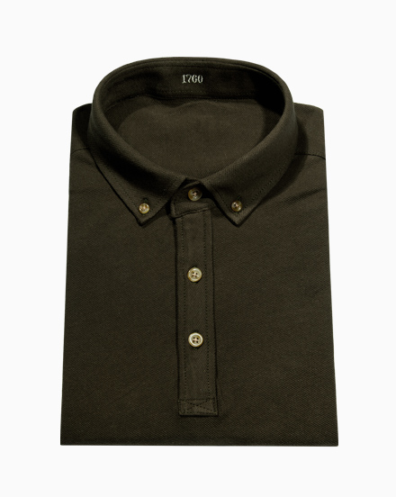 Olive Polo / 1760