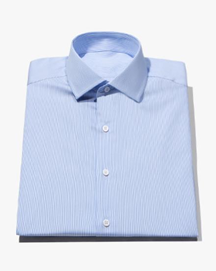 Blue Stripe Twill / 1138
