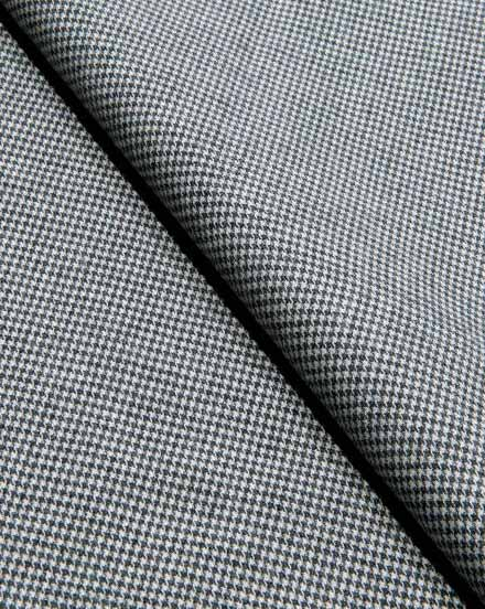 Grey Houndstooth / 1673