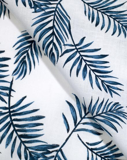 Blue Fronds / 1705