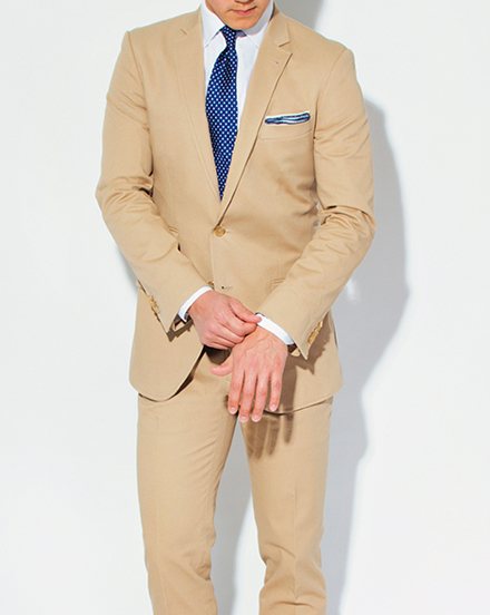 The Guide: Chino Suits