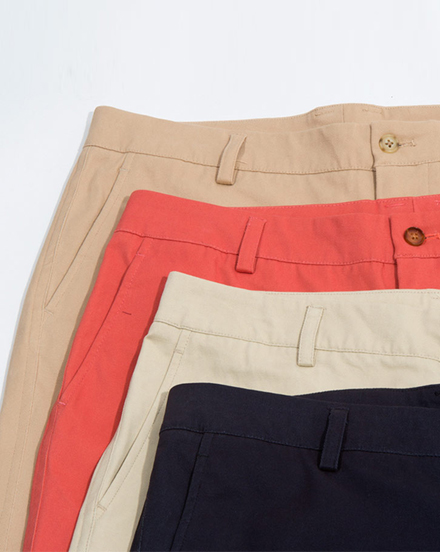 Q&A: Stretch Chinos